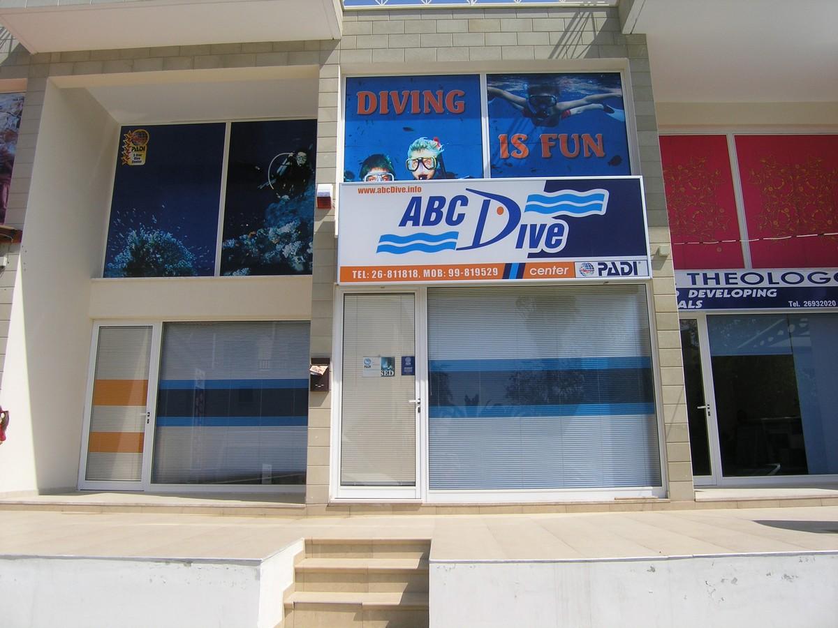 ABC Dive Cyprus Dive center 00004 - Diving & Cyprus Underwater World | ABC DIVE