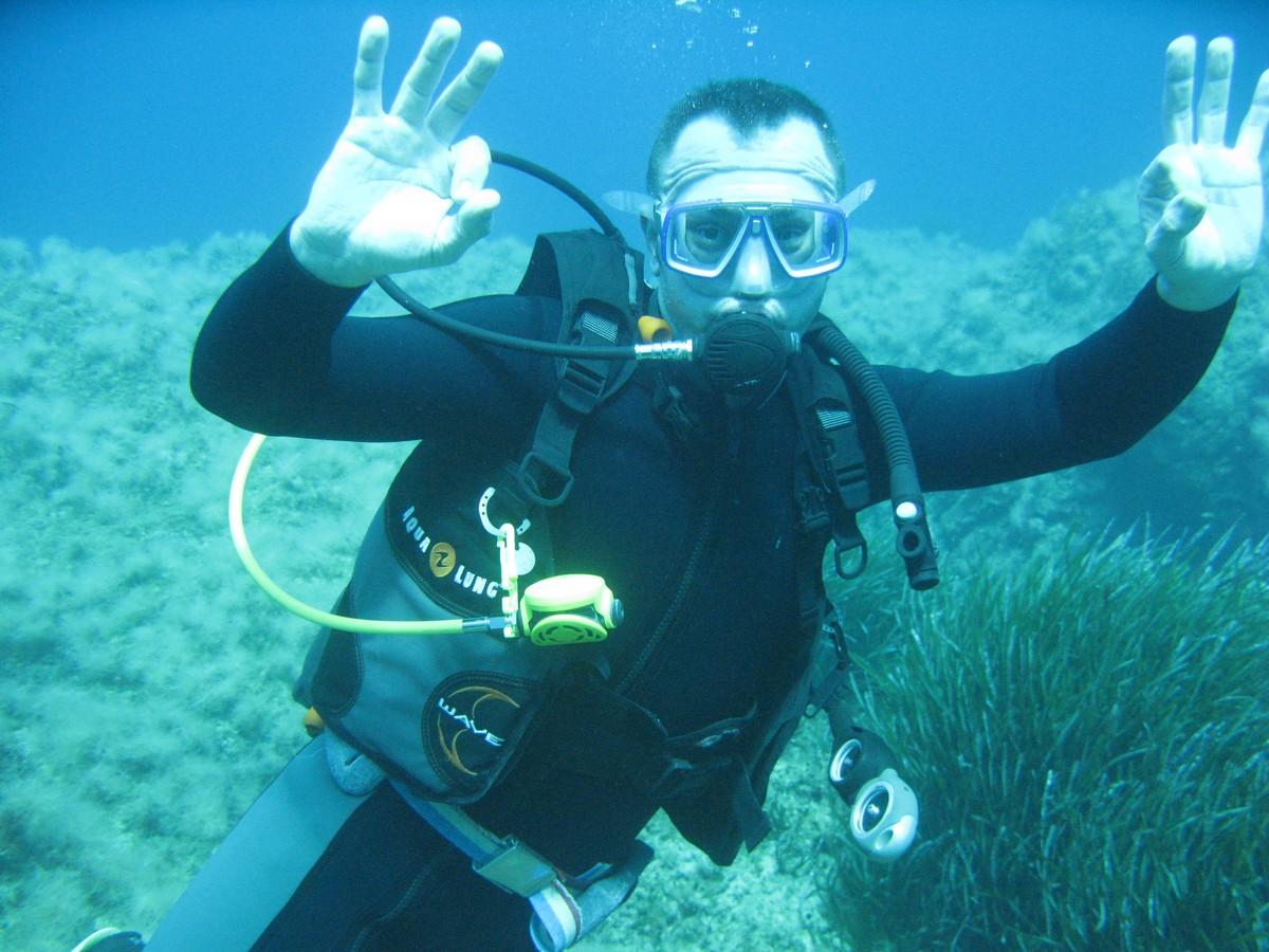 ABC Dive Cyprus Intro Diving Paphos 00061 - Diving & Cyprus Underwater World | ABC DIVE