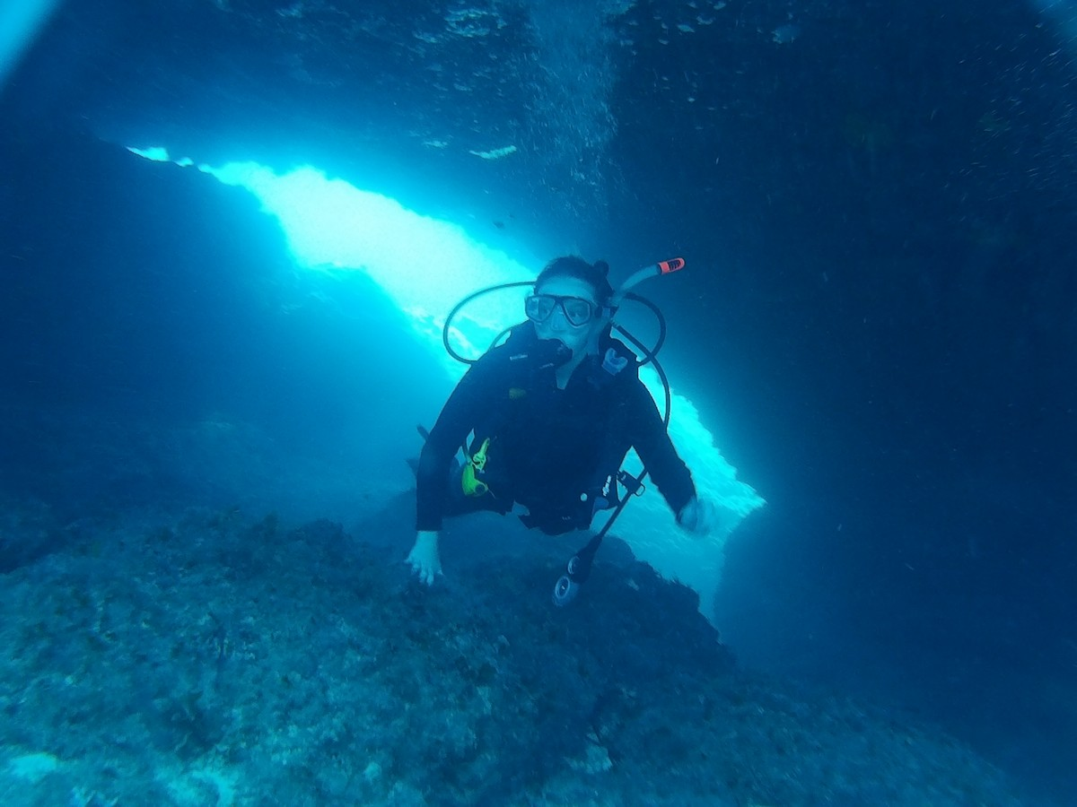 diving in paphos - Pistol Bay